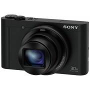 Sony »Cyber-Shot DSC-WX500« Superzoom-Kamera (18,2 MP, 30x opt. Zoom, WLAN (Wi-Fi), NFC, 30 fach optischer Zoom), schwarz
