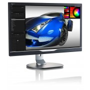 "Philips Brilliance P-line 288P6LJEB - Monitor LED - 28"" - 3840 x 2160 4K - 300 cd/m² - 1000:1 - 5 ms - HDMI, DVI-D, VGA, Displa"