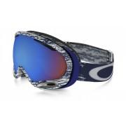 Oakley - okuliare L A-FRAME 2.0 Polished Wht W/Prizm Sapphire Iridium Velikost: TU