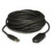 CABLE USB V2.0 MANHATTAN EXTENSION ACTIVA 10 MTS