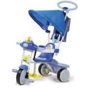 Biemme triciclo baby plus 96x44x95 cm celeste 1497-cl