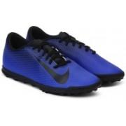 Nike BRAVATAX II (TF) TURF Football Shoes For Men(Blue)