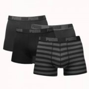Puma 4-Pack Combi Basic/Stripe Zwart-XL