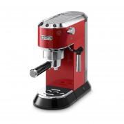 Cafetera Delonghi Espresso Y Cappuccino 15 Bares Dedica EC680 Roja