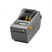 ZEBRA ZD410 - Etiketprinter - thermisch papier - Rol (6 cm) - 203 dpi - tot 152 mm/sec - USB 2.0, USB host, Wi-Fi(ac), Bluetooth 4.1