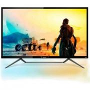 Philips »436M6VBPAB« led-monitor (43 inch, 3840 x 2160 pixels, 4K Ultra HD, 4 ms reactietijd, 60 Hz) - 699.99 - zwart