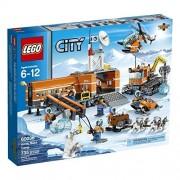 Import LEGO City Arctic Base Camp 60036 Building Toy