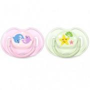 AVENT laža sthr classic 0-6M 1237 ( 2kom) za devojčice SCF169/36