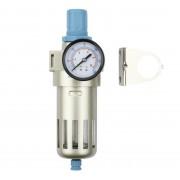 """Regulator z Manometrem Odwadniacz Powietrza Filtr REDATS P-710 3/8"""" STD - 3/8"""""""