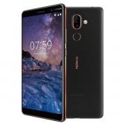 Nokia 7 Plus 4GB/64GB Negro Dual SIM