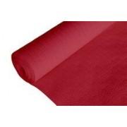 Cosy & Trendy Tafelkleed papier bordeaux op rol Cosy&Trendy