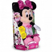 Jucarie de plus interactiva IMC Mickey and the Roadster Racers Minnie Happy Helpers cu functii