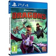 Dragons: Dawn of New Riders - PS4