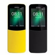Niamia CAD 3 Basic Keypad Feature Mobile Phone Combo (Yellow / Black)