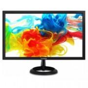"""Монитор ViewSonic VA2261-2, 21.5"""" (54.61cm), TN панел, Full HD, 5ms, 600:1, 200cd/m2, VGA, DVI-D"""