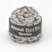 Lana Grossa About Berlin Sparkly von Lana Grossa, Natur/Dunkelbraun/Anthrazit