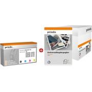 Prindo value pack czarny / cyan / magenta / zólty oryginał PRSHP971XL MCVP