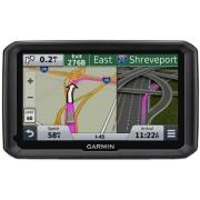 """Sistem de navigatie Garmin Dezl 580 LMT-D, soft camion, 5"""", Harta Full Europa, Actualizari pe Viata a Hartilor + Camera video auto Smailo RideX, LCD 1.5"""", WDR, Senzor G, Full HD (Negru)"""