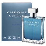 Azzaro Chrome United 100Ml Per Uomo Senza Confezione(Eau De Toilette)