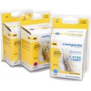 Compedo Printer cartridge Brother LC-970/1000C, multipack