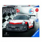 Puzzle 3D - Porsche GT3, 108 piese