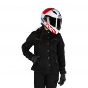 IXS Blouson Moto Femme IXS Classic Nayla Noir XL