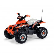 Peg Perego Corral T-rex black /orange