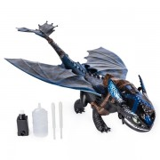 Set de joaca Giant Fire Breathing Toothless How to Train Your Dragon 50 cm