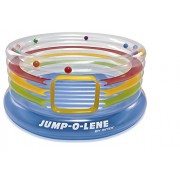 Intex Jump O Lene Transparent Ring Bounce, Multi Color