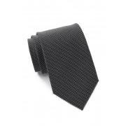 Calvin Klein Formal Dot Tie BLACK