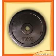 Rubber plate 10kg (10 kg)