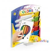 Speed Colors társasjáték kiegészítő csomag
