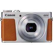 Canon »PowerShot G9 X Mark II« Bridge-Kamera (20,1 MP, 3x opt. Zoom, WLAN (Wi-Fi), NFC), silberfarben