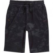 River Island Marineblauwe jersey short met camouflageprint voor jongens