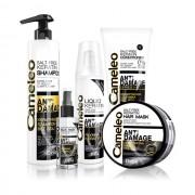 Set tratament pentru par deteriorat Delia Cosmetics Anti Damage