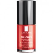 La Roche-Posay Silicium Color Care verniz tom 24 Perfect Red 6 ml