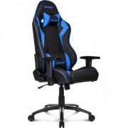 Scaun gaming akracing Core SX albastru