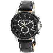 Casio Enticer Black Dial Mens Watch - BEM-507BL-1AVDF (BS125)