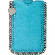 Husa Pouch Falab Shagder Albastru Apple Iphone 5/5S