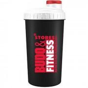Budo & Fitness Shaker Svart 700ml