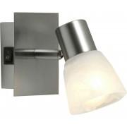 GLOBO 54530-1 - Lampa spot PARRY 1xE14/40W