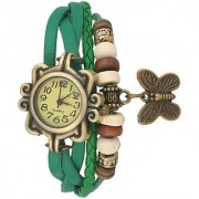 Original Stylish Women Leather Vintage BRACELET WATCH Latest Fashion WOMEN WATCHES.