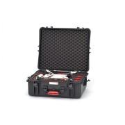 HPRC HPRC2700 Hard Case for DJI Phantom 2 Vision Phantom 2 vision black/red foam kufer kofer Black crni S-PHA2700-03 HPRC2700PHA2 555x459x205cm 2700PHA2 S-PHA2700-03