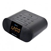 Radio cu ceas digital wireless bluetooth Soundlogic