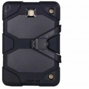 Black Military Armor Protective Case for Samsung Galaxy Tab A 8.0