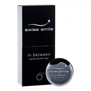 swiss smile Waxed Dental Tape voskovaná mezizubní páska 1 ks