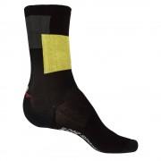 Le Coq Sportif Calcetines Le-coq-sportif Cycling Socks Black / Empire Yellow