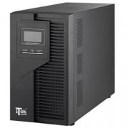 """ITEK UPS KINGPOWER 3000 - 3000VA/2400W,ON LINE,6 Batt,LCD,8xIEC,AVR,......"""