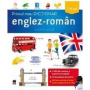 Primul meu dictionar englez-roman 7-11 ani Larousse