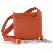 Чанта TUCANO BFIMIN-O за iPod / MP3 / GSM, Fina Mini, Кожена, Оранжев, BFIMIN-O
